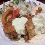 40050496 - 鶏南蛮定食