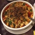品品香 - 料理写真:四川正宗陳麻婆豆腐