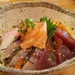 デイトリップ - 海鮮丼