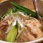 デイトリップ - 和風冷麺