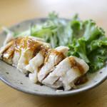 デチビカ - 海南鶏飯 単品