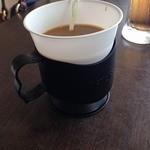40054612 - コーヒーは2杯までセルフサービス