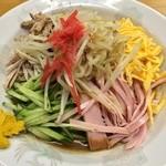 中華料理 喜楽 - 冷し中華