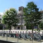 40055923 - 近くの京都市役所