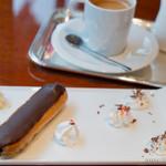 ソムリエ'sハウス - チョコレートのエクレア・カフェ【2015年7月】