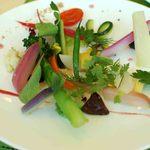 40057578 - 美瑛の畑~20種類の野菜を使った取り合わせ