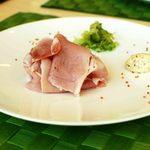 40057589 - 美瑛産豚ももを使ったジャンボン