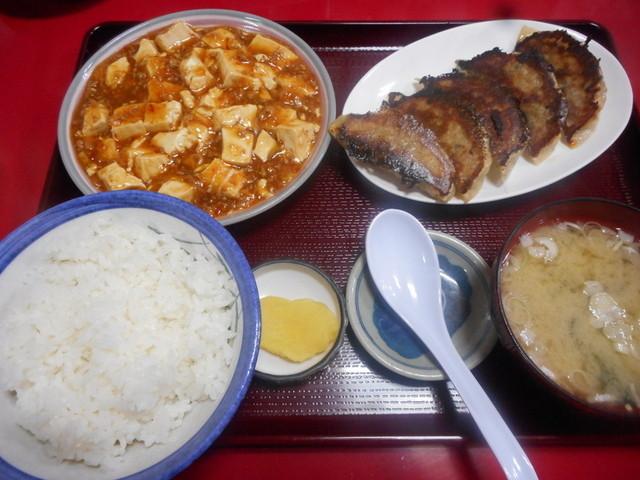 北洲飯店 - 麻婆定食