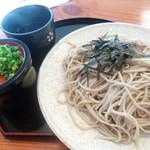 そばと豆腐の店 - 料理写真:蕎麦