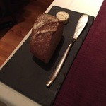 RRR KOBE Beef Steak - パン