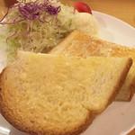 前田珈琲 - イギリスパントーストモーニング