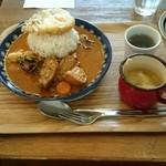 ピピテーブル - マッサマンカレー ランチセット