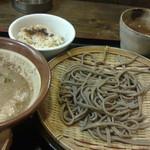 40066406 - 胡麻ざる蕎麦