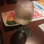 酒楽亭うみひこ - 高清水夏の純米