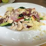 40068005 - 魚のカルパッチョ サラダ仕立て