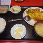 楓林 - たまご炒め定食