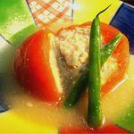 和さび - 料理写真:トマトおでん 580円