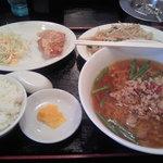 中華料理 九龍城 - 日替ランチ