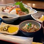 キッチンしま - 料理写真:天刺し定食
