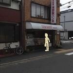 天狗堂海野製パン所 - お店の外観