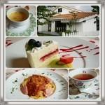 シェ・タテヤマ - 料理写真:ちょいと加工してみました^^;