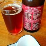 信州名物 本手打ちそば 更科 - 諏訪浪漫ビール