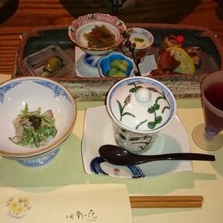 お宿 野の花 - 料理写真:夕食開始