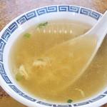 飩餃 - スープ
