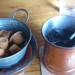 ムッシュ - アイスコーヒー