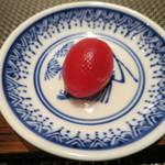 shinchuugokuryourikouryuu - 先付 トマト