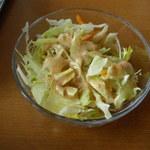 インド料理 ナマステ - サラダ
