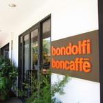bondolfi boncaffē - 外観