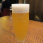 レンゲ - 27年7月 生ビール