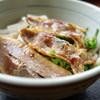 Ichimonjiudon - 料理写真:鴨ネギぶっかけうどん(冷、ふくほのか)