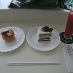 40079671 - タルトレット・ウワジマと巨砲のショートケーキ、サンギーヌ