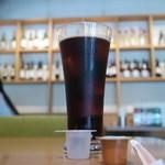 KINOKUNIYA vino kitchen - アイスコーヒー