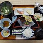 苫田温泉 いやしの宿 泉水 - 朝食