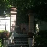 40081129 - リラクゼーション施設の入口