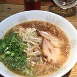 大分佐伯ラーメン - 醤油ラーメン