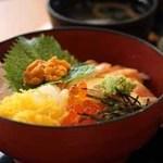 浜料理がんがん - 海鮮丼