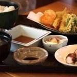 浜料理がんがん - 天麩羅定食