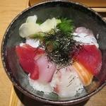 40081827 - 海鮮丼のアップ