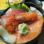 40082759 - 本日の海鮮丼