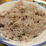 キッチンマム - 古代米のライス