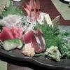 刺身・天麩羅 一代 - 料理写真:旬の刺身盛合せ(なごみ)
