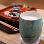 日本料理 太月 - 2015/7 生ビール