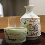 日本料理 太月 - 隆 阿波山純米大吟醸