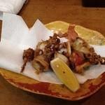 づぼら寿司 - イカフライ