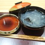 日本料理 太月 - 2015/7 くず