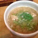 づぼら寿司 - カニ汁